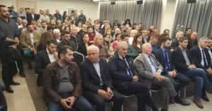 Εκδήλωση της ΝΟΔΕ Ηρακλείου για το Brain Drain
