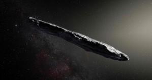 Εξωγήινο σκάφος και όχι κομήτης λέει το Χάρβαρντ!