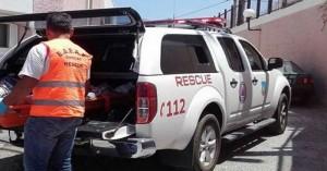 Ένας 75χρονος μεταφέρθηκε σε σοβαρή κατάσταση στο Νοσοκομείο Σητείας απο την ΕΔΕΑΚ