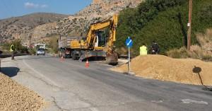 Κλείνει επαρχιακός δρόμος στην Κίσσαμο - Από που θα γίνεται η διέλευση