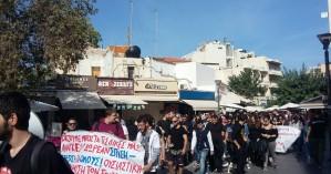 Φοιτητές του Πολυτεχνείου Κρήτης καταγγέλλουν αδικαιολόγητη σύλληψη και προσαγωγές