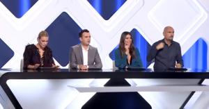 Αρπάχτηκαν Βίκυ Καγιά και Δημήτρης Σκουλός στο Greece's Next Top Model