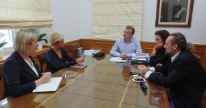 Συνάντηση για το ευρωπαϊκό σχολείο