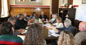Σύσκεψη στην Αντιπεριφέρεια για την πορεία ευρωπαϊκού προγράμματος