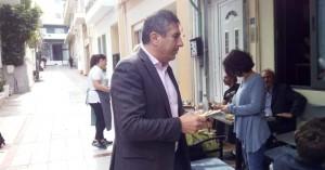 Στην Αλικαρνασσό ο Πέτρος Ινιωτάκης