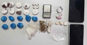Έφοδος σε σπίτι 42χρονου στα Χανιά αποκάλυψε....παπούτσια με ηρωίνη (φωτο)