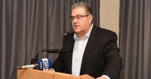 Πετυχημένη η σύσκεψη της ΤΕ Ηρακλείου με τον Δημήτρη Κουτσούμπα