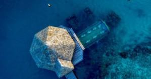 Το πρώτο υποβρύχιο ξενοδοχείο άνοιξε τις πόρτες του στις Μαλδίβες