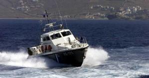 Συνέλαβαν πέντε άτομα για το ύποπτο σκάφος που βυθίστηκε