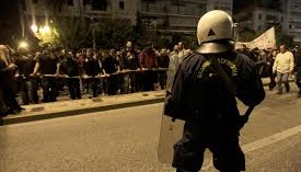 Ποινή φυλάκισης σε αστυνομικό των ΜΑΤ για ξυλοδαρμό διαδηλωτή