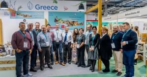 Η Περιφέρεια Κρήτης στη Διεθνή Έκθεση  τροφίμων στη Σουηδία