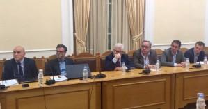 Με θέμα τις καινοτόμες επιχειρήσεις η συνάντηση πρυτάνεων και περιφέρειας