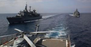 Κρητικός ναύτης στη φρεγάτα «Ναυαρίνο» αρνήθηκε να υπηρετήσει σε άσκηση