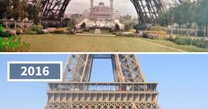 Εικόνες πριν και μετά που δείχνουν πόσο έχει αλλάξει ο κόσμος!