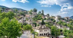 Ένα πετρόκτιστο χωριό στην καρδιά του Ζαγορίου