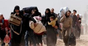Εκατοντάδες γυναίκες και παιδιά εγκλωβισμένοι σε στρατόπεδα στην Συρία