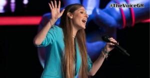 Ενθουσίασε τους κριτές στο Voice η σύζυγος του Φίλιππου Βγενόπουλου