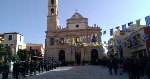 Πλήθος κόσμου στον εορτασμό των Εισοδίων της Θεοτόκου (φωτο)