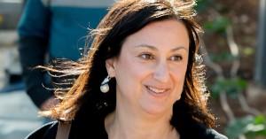 Tρεις «υπόπτοi» για τη δολοφονία της Μαλτέζας δημοσιογράφου