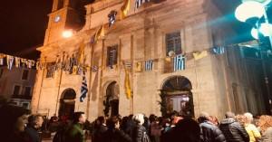 Τα Χανιά τιμούν την Παναγία, Πολιούχο της πόλης (φωτο)
