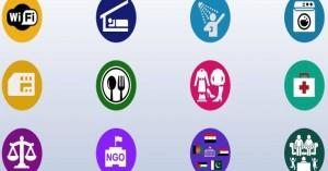 Εφαρμογή για κινητά θα ενημερώνει τους πρόσφυγες για τη ζωή στην Αθήνα