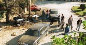 Πως το θωρακισμένο αυτοκίνητο έσωσε τον Βαρδή Βαρδινογιάννη από την 17 Ν
