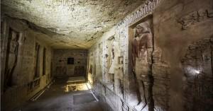 Αίγυπτος: Στο «φως» τάφος 4.400 χρόνων της εποχής του Φαραώ Νεφερίρκαρ