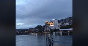Κάπως έτσι γιορτάζουν τα Χριστούγεννα στην Ελβετία (βίντεο)