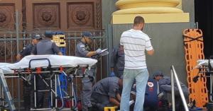Νεκροί και τραυματίες από επίθεση ενόπλου μέσα σε καθεδρικό ναό