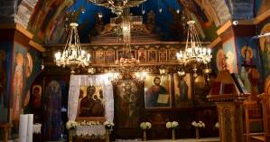 Συνελήφθη ο νεαρός που έκλεψε εκκλησία στις Στέρνες