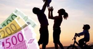 Επίδομα Παιδιού: Ποιοι θα πάρουν από σήμερα τα χρήματα και από ποιες τράπεζες