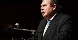 Καμμένος: Αν η συμφωνία των Πρεσπών έλθει στη Βουλή αποχωρούμε...