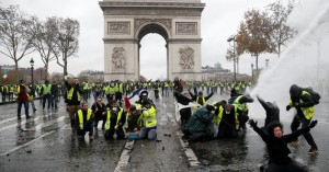 Γαλλία:Στο 12% τα «Κίτρινα Γιλέκα» αν κατέβαιναν στις ευρωεκλογές του Μαΐου