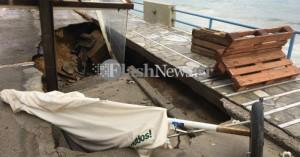 Οργή από επιχειρηματίες και κατοίκους του Κουμ Καπί στα Χανιά