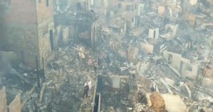 Βραζιλία: 600 σπίτια έγιναν στάχτη από μια χύτρα ταχύτητας