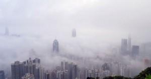 Το 95% του παγκόσμιου πληθυσμού αναπνέει μολυσμένο αέρα