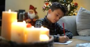 Υπάρχει Άγιος Βασίλης - Συγκινητικό βίντεο για τον ημιμαραθώνιο