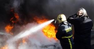 Χανιά: Κάηκε το τζιπ του και κατέστρεψε το αυτοκίνητο και του αδελφού του