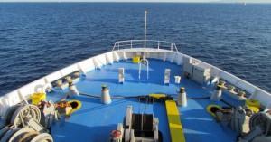 Πρόσκρουση επιβατηγού πλοίου με ταχύπλοο στο Πέραμα