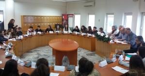 Συνεδριάζει το Δημοτικό Συμβούλιο Νεολαίας του Γαζίου