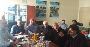Ενημέρωση Σκουρλέτη από ΟΑΚ ΑΕ για τα αναπτυξιακά έργα στο Ρέθυμνο