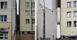 Ένα σπίτι «κάψουλα»… χώνεται ανάμεσα σε δύο κτίρια!