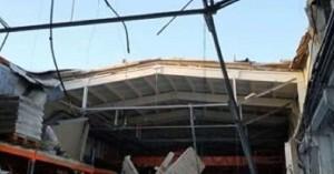 Ρωσία: Βίντεο-ντοκουμέντο από την στιγμή κατάρρευσης στέγης σε εργοστάσιο