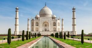 Πενταπλασιάστηκε η τιμή εισόδου στο Ταζ Μαχάλ για να μειωθούν οι επισκέπτες