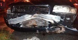 Χανιά:Έπεσαν βράχια στο Πλατάνι και προκάλεσαν τροχαίο 2 αυτοκινήτων (φωτο)