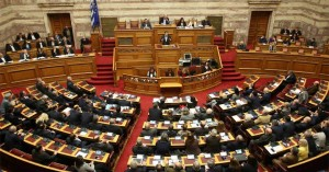 Νέος γύρος αντιπαράθεσης στη Βουλή για τη Συμφωνία των Πρεσπών