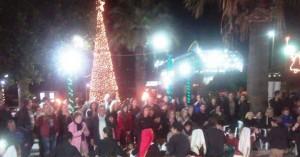 Ανάβουν το χριστουγεννιάτικο δέντρο στον Δήμο Αποκορώνου