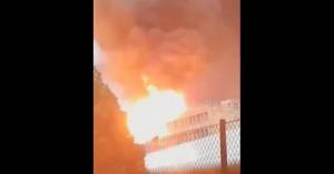 Τρεις τραυματίες από έκρηξη στη στέγη πανεπιστημιακού κτιρίου στη Λυών