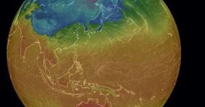 Απόλυτη παγωνιά στη Ρωσία, ακραίος καύσωνας στην Αυστραλία