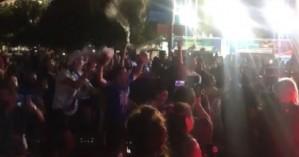 Δείτε τους πανηγυρισμούς Ελλήνων στην Μελβούρνη μετά τον νικητήριο πόντο